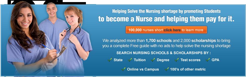 Nursing School Online >> Search 1700 Nursing Schools Scholarships Degrees And